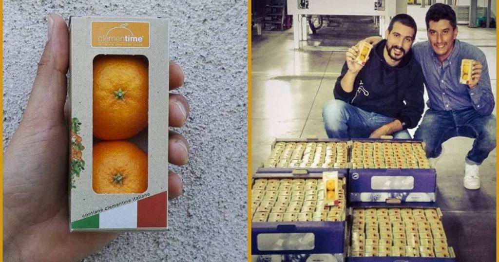 clementine al posto delle merendine
