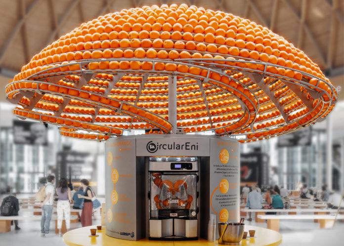 bucce delle arance