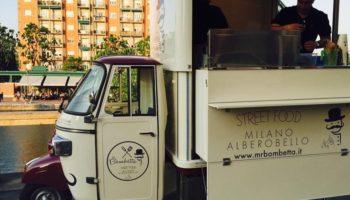 Mr Bombetta: 2 pugliesi alla conquista di Milano a suon di bombette
